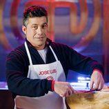 José Luis, concursante de la cuarta edición de 'Masterchef'