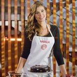 Natalia, concursante de la cuarta edición de 'Masterchef'