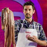Pablo, concursante de la cuarta edición de 'Masterchef'