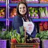 Raquel, concursante de la cuarta edición de 'Masterchef'