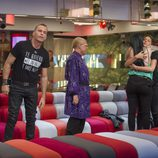 Los concursantes de 'Gran Hermano VIP' en la gala 14