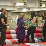Laura Campos se despide de sus compañeros en la gala 14 de 'Gran Hermano VIP'