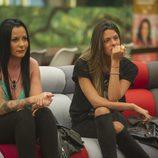 Laura Campos y Laura Matamoros juntas en la gala 14 de 'Gran Hermano VIP'