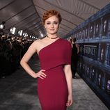 Sophie Turner en la premiere de la sexta temporada de 'Game of Thrones'