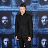 Aidan Gillen en la premiere de la sexta temporada de 'Game of Thrones'