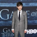 Iwan Rheon en la premiere de la sexta temporada de 'Game of Thrones'