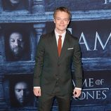Alfie Allen en la premiere de la sexta temporada de 'Game of Thrones'