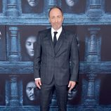Michael McElhatton en la premiere de la sexta temporada de 'Game of Thrones'