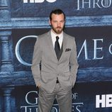 Gethin Anthony en la premiere de la sexta temporada de 'Game of Thrones'