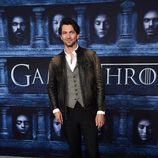 Michiel Huisman en la premiere de la sexta temporada de 'Game of Thrones'