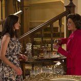 Rory y su abuela Emily en el regreso de 'Las chicas Gilmore'