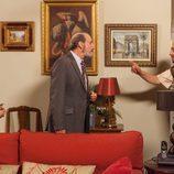 Berta, Enrique y Antonio Recio el capítulo 111 de 'La que se avecina'