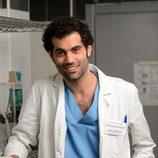 Jordi Mestre interpreta  al doctor Hamman en 'Centro Médico'