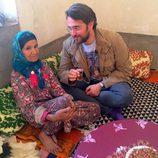 Màxim Huerta visitando Marruecos en 'Destinos de película'