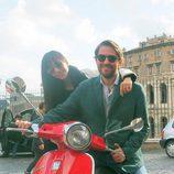 Màxim Huerta visitando Roma en 'Destinos de película'