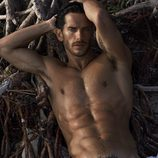 Oliver Baggerman se desnuda para el fotógrafo Simon Normand