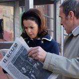 Clara y Jesús repasan la prensa en 'El Caso'
