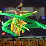 Ceremonia inauguración de los Juegos Olímpicos