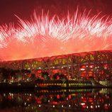 Ceremonia de apertura de los JJ.OO. Pekín 2008