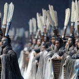 Ceremonia de inauguración de los Juegos Olímpicos de Pekín