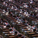 Ceremonia de inauguración de los Juegos Olímpico de Pekín en 2008
