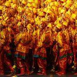 Acto de inauguración de los Juegos Olímpicos de Pekín