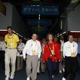 La reina en Pekín