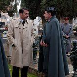 Antonio colabora con la Guardia Civil en 'El Caso'