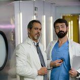 Los doctores Diego Herranz y Javier Blanco de 'Centro Médico'