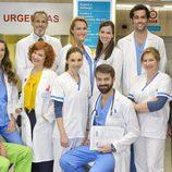 Reparto de actores de 'Centro Médico'