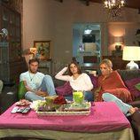 La familia Berenguer, participante de 'Aquí mando yo'