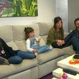 La familia Cruces, participante de 'Aquí mando yo'