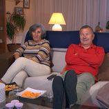 José Antonio y Mari Carmen, participantes de 'Aquí mando yo'