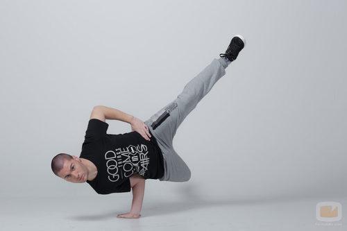 Alejandro López, concursante de 'Top Dance'