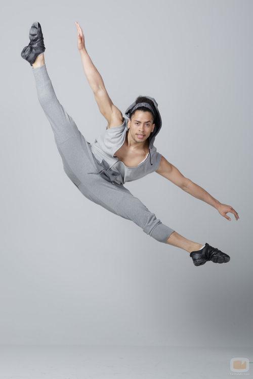 Axe Peña, concursante de 'Top Dance'