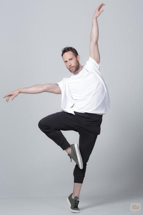 Axel Amores, concursante de 'Top Dance'