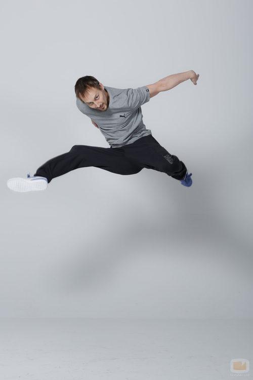 Sergio Fuentes, concursante de 'Top Dance'