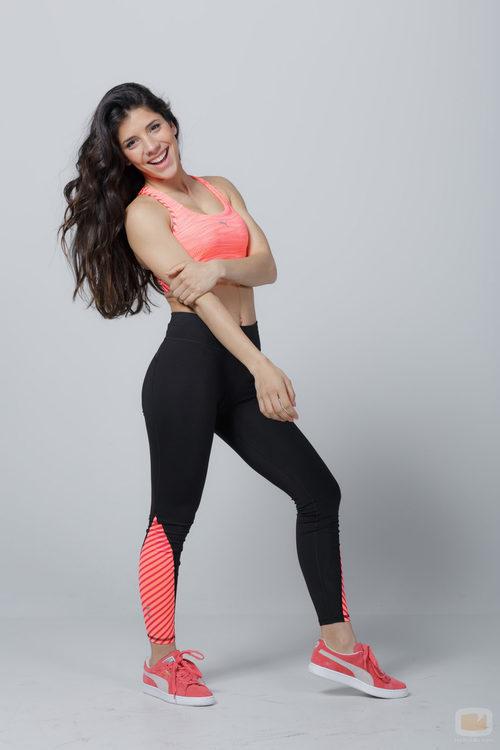 Estela Cruz, concursante de 'Top Dance'