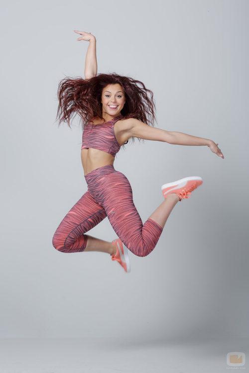 Julia Pericas, concursante de 'Top Dance'