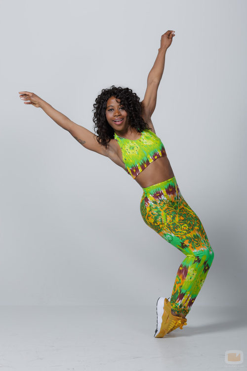 Sonia Ebiole, concursante de 'Top Dance'