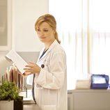 Melissa George en la serie 'Heartbeat'