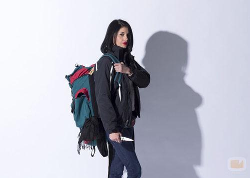 Laura, fugitiva de 'La huida'