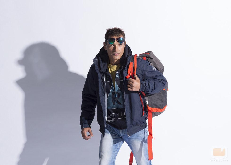 Diego, fugitivo de 'La huida'