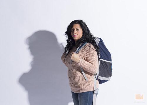 Juani, fugitiva de 'La huida'