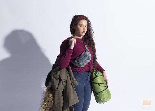 Mónica, fugitiva de 'La huida'