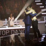 Alejandro López en el casting final de 'Top Dance'