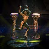Sonia Ebiole en el casting final de 'Top Dance'