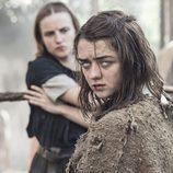 Arya continúa completamente ciega en 'Juego de Tronos'