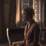 Cersei de luto en 'Juego de Tronos'