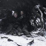 Theon y Sansa se esconden en 'Juego de Tronos'